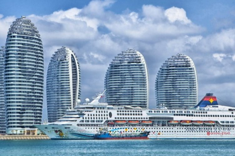 Импорт и экспорт Китая растут