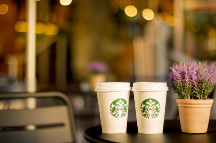 Ackman announced about Pershing Square Capital Management's position in Starbucks