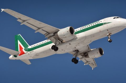 Italy is developing a plan to rescue Alitalia