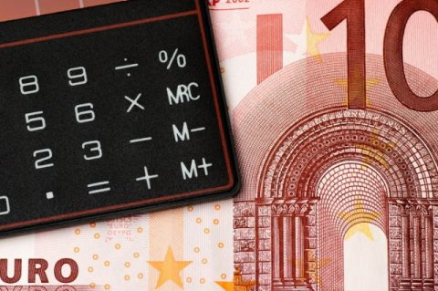 Hopes for recovery of euro evaporated