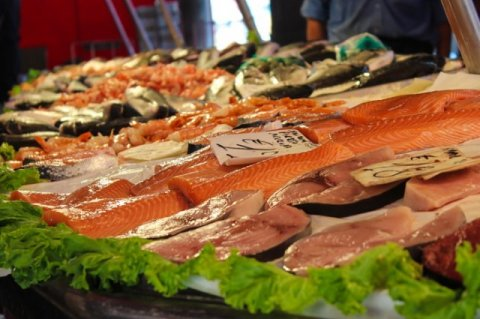 Price for Norwegian salmon reached record level