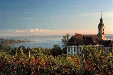 Регион Бодензее: Там, где Радуга живет