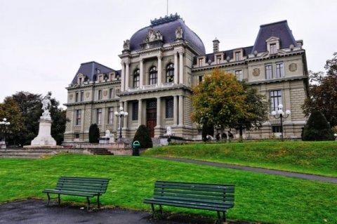 Университет в Лозанне вошёл в десятку лучших бизнес-школ