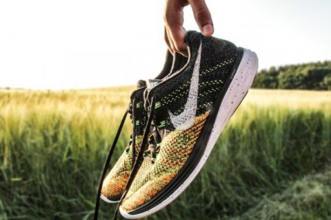 Nike's sales grew first time in four quarters