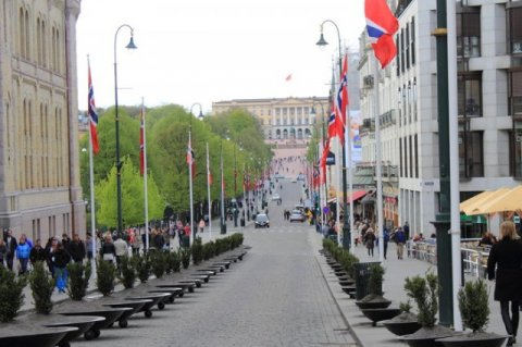 Size of Norway's sovereign wealth fund exceeded country's economy by twice