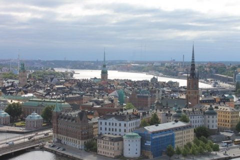 Swedish economy showed contraction in third quarter