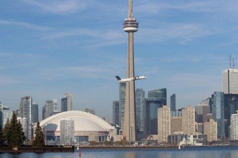 Бум коммерческой недвижимости Канады продолжается