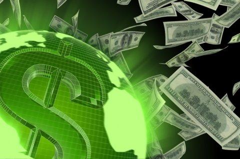 Доллар и американские облигации упали